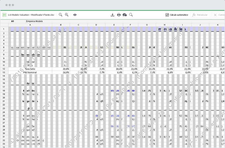 Funcionamento do iDeals Virtual Data Room